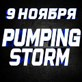 PUMPING STORM Back To The FUTURE